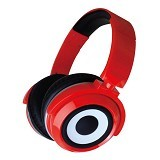 ZUMREED Hybrid [ZHP-015 X2] - Red - Headphone Full Size